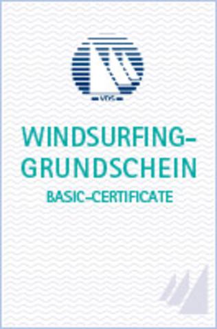 VDS Windsurfing-Grundschein