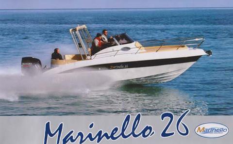 Marinello 26 Cabin