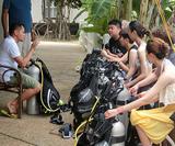 Open Water Diver Course PADI / SDI