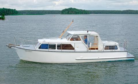 Klassische Stahlyachten für Ihren Hausbooturlaub mieten