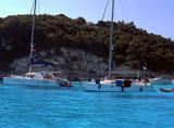 Segeltörns in Griechenland