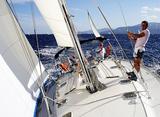 Meganisi Sailing Skippertraining