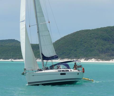 Meganisi Sailing Yachtcharter