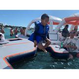 w20323 Yachtbeach Aquabanas Line Command Bana action 2