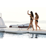 w19604 Yachtbeach Wassersport Plattform Action 4