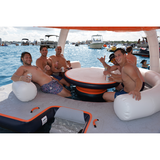 w20320 Yachtbeach Aquabanas Line action 1