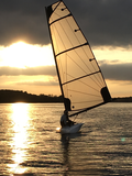 L12 Lowrider downwind sunset