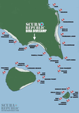 Scuba Republic Bira Dive Sites