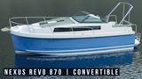 Nexus Revo convertible