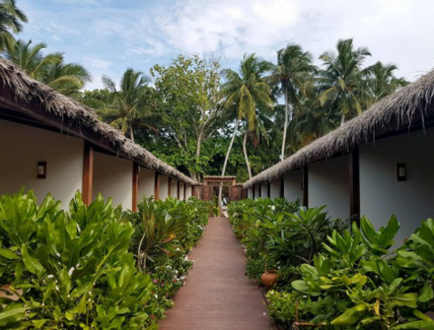 Hotel Plumeria Maldives