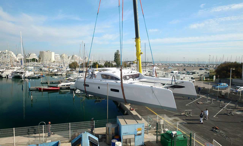 Als authorisierte Werftvertretung
