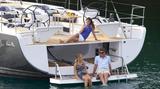 Sail yacht Hanse 575