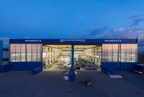 Overmarine Group facilities