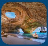 Caves of Benagil