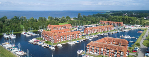 Yachthafen – Marina Ueckermünde